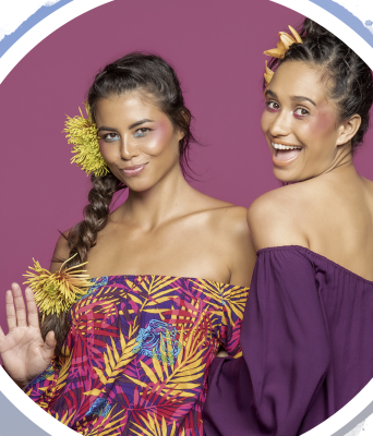 Hawaiian Clothing Brand Global Online Distribution