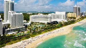 Hotel Ground Up Development Ops in Miami - 9M Ask