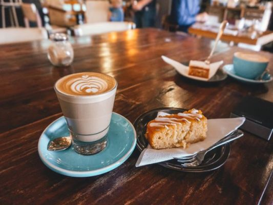 Upscale Bakery Cafe with Multi-Source Revenue