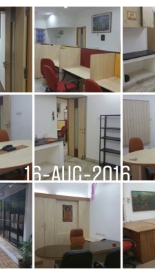 Furnished Office Space For Rent- Chennai