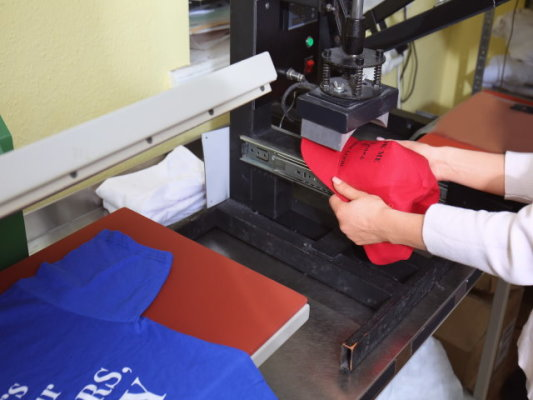 Embroidery & Screen-Printing Business