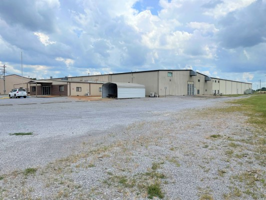 86,500 +/- SF Industrial Facility on 14.5 +/- AC's