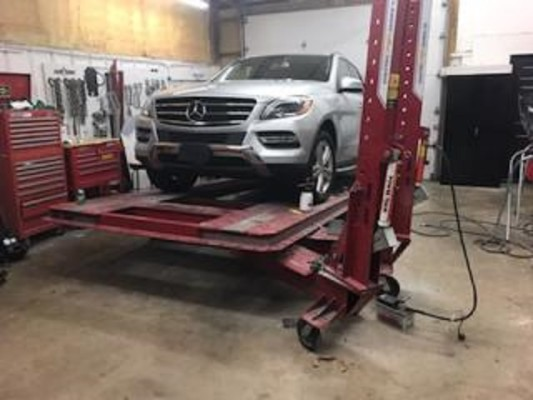 High End Auto Body Repair Shop for Sale in NY