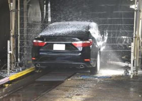 Modern Car Wash for Sale in Garfield County, OK