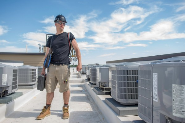 SBA-Qualified Commercial HVAC Company of 40 Years