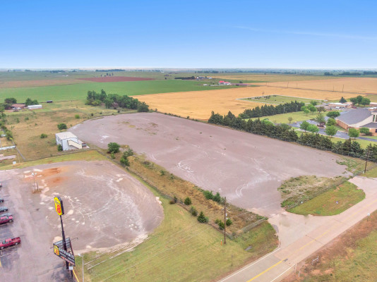 Commercial Property Auction in OK