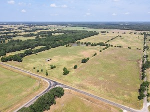 Texas Land by Lake For Sale At Auction