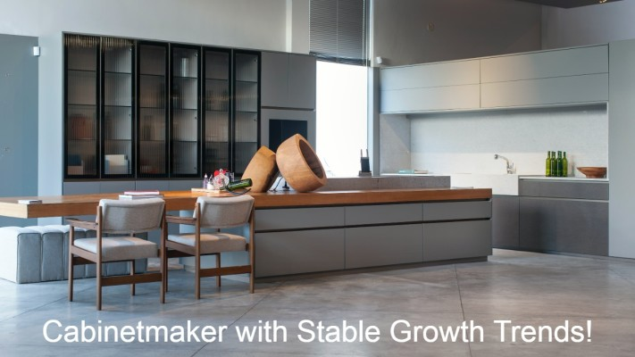 Commercial Cabinet MFG with Stable Growth