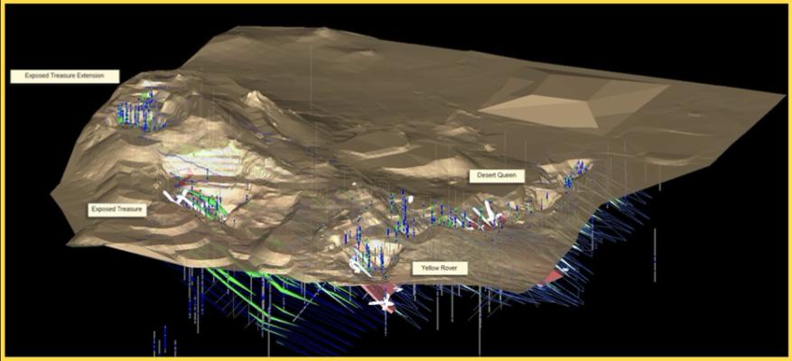 Gold & Silver Mine for Sale in California