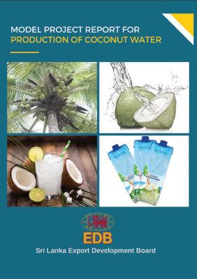 Sri Lanka Coconut Water Export Project