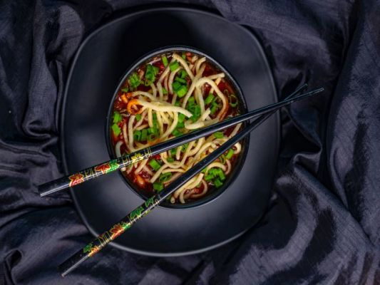 Quick Service Fast Casual Asian Bowl Restaurant