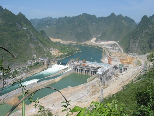 35% Equity of Hydropower Station for Sale