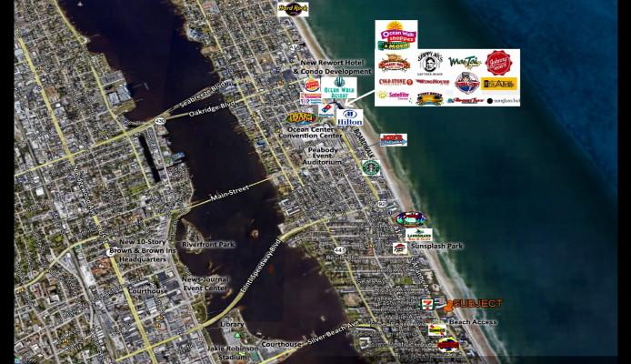 Oceanfront Lot 150-200 Unit Condo Potential-Hotel