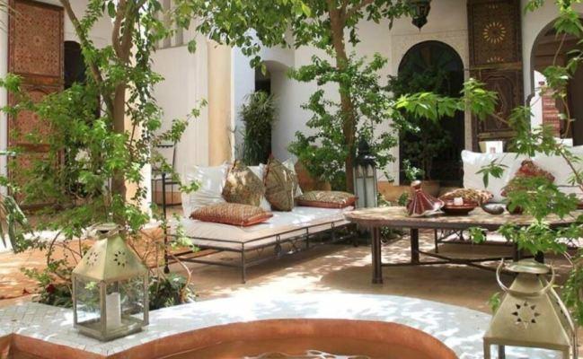 Luxury Riad Hotel For Sale Marrakech Medina