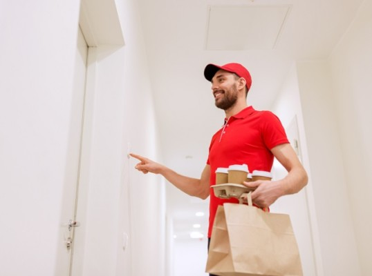 Meal/Office/Grocery Delivery Service