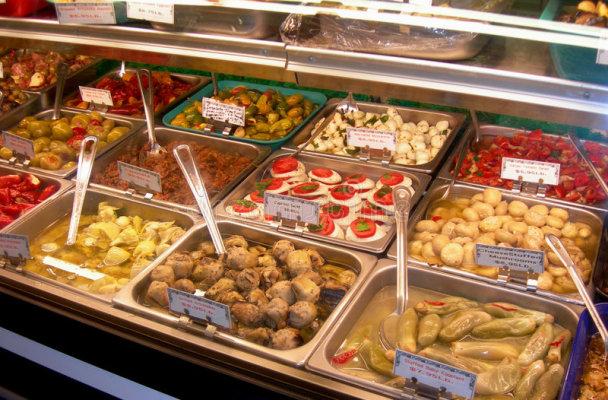 High Volume Italian Market and Restaurant