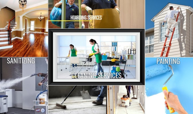 Residential Service & Commercial Cleaning