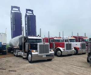 Profitable Owner Absentee N. Texas Trucking Co.