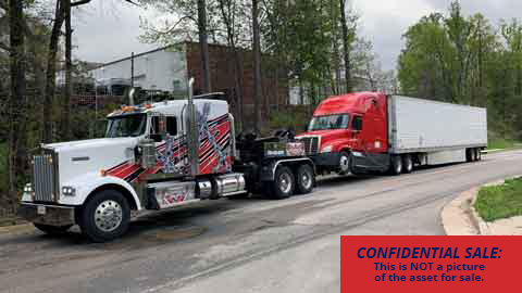 Towing, Auto & Heavy Truck Business