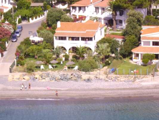 Beachfront House for Sale in South Sardinia