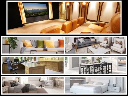 Strategically Located Furniture Store