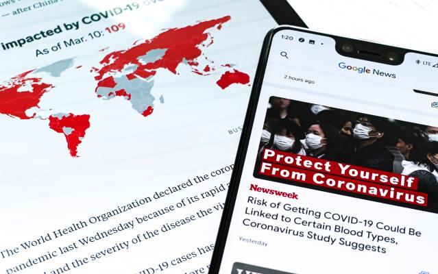 International Newspaper Media Company for Sale