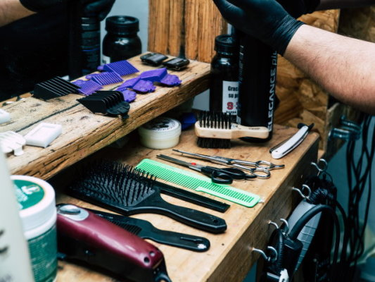2 Businesses in One-Hair-Beauty Salon & Barbershop