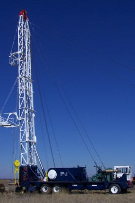 Non-op WI 135Bbls +cont. Drilling Waggoner Ranch
