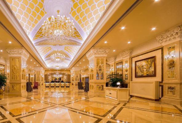 Hotel Casino Macau 5 Billion HKD
