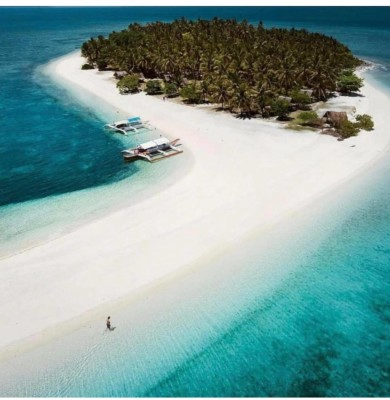 Land for Sale on an Island in Philippines