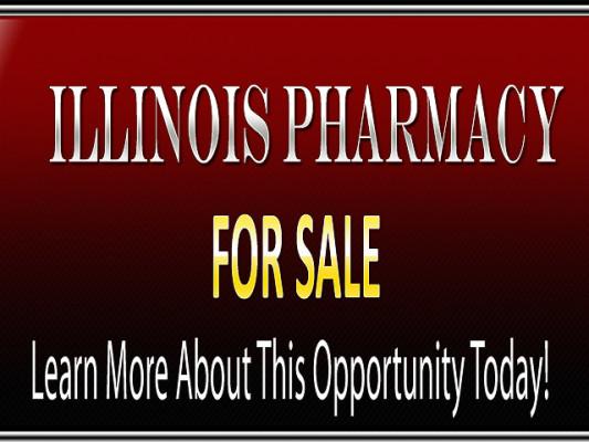 Illinois Pharmacy For Sale $250,000