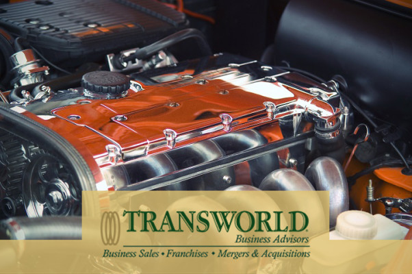 Transmission Shop with Real Estate in Central OR
