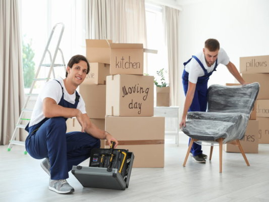 Absentee Moving & Storage Company in the Triangle