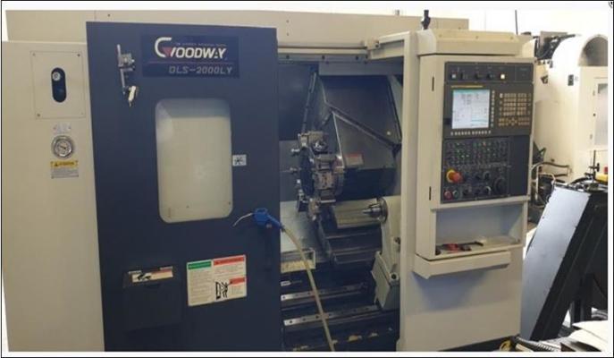 Niche Machine Part Manufacturer