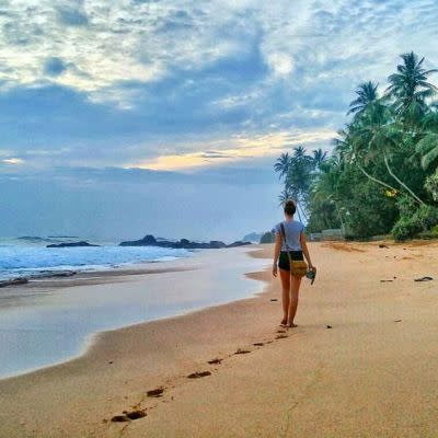 Colombo City Land for Sale  (Sea View)