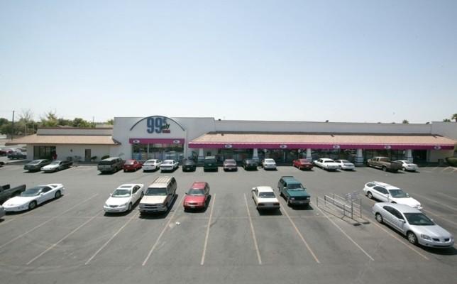 Tropicana Nellis Shopping Center
