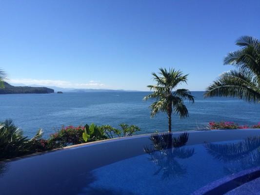 Oceanfront Trophy Property w/ Villa Nayarit Mexico