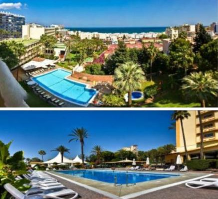 Portfolio of Two Hotels on the Costa del Sol/Spain