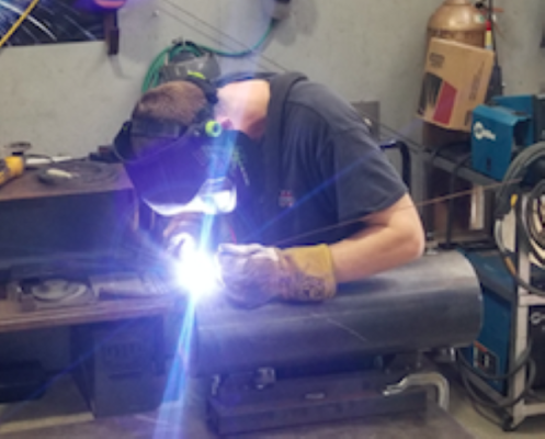 Welding & Waterjet Manufacturing Company