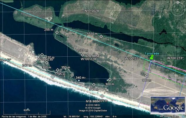 279 Acres of Beach Front Land and Lagoon For Sale