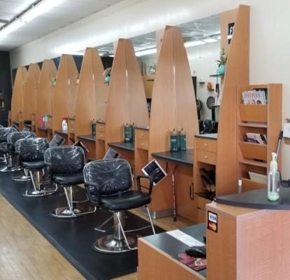 Lake County Franchise Hair Salon for Sale