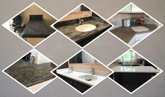 Acrylic Countertop Manufacturer in FL