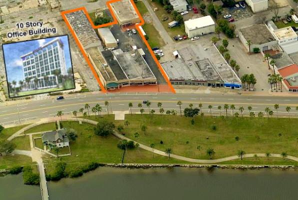 Riverfront Property Next to New 10-Story Office