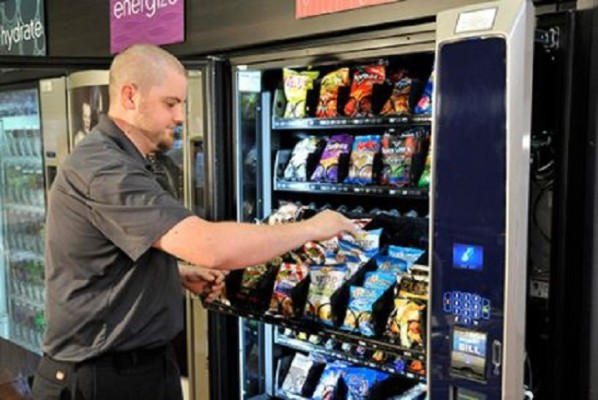 Vending Business - Great Terms