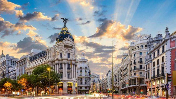 Luxury Hotels in Madrid, Spain