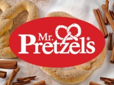 Mr. Pretzels -Mall Location- South Shore