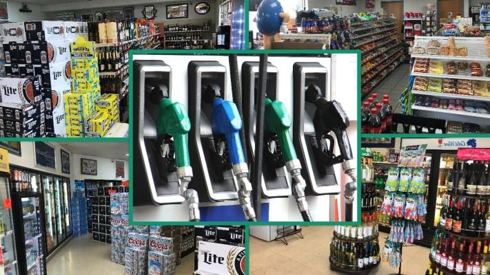 Three-in-One Buy with Kansas Liquor, Gas