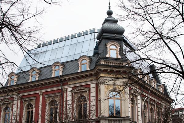 Aristocratic House in Varna-Bulgaria