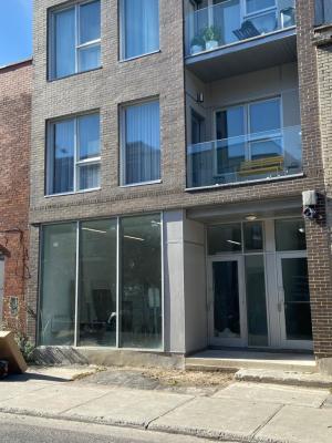 Office Loft in a Beautiful Urban Environment