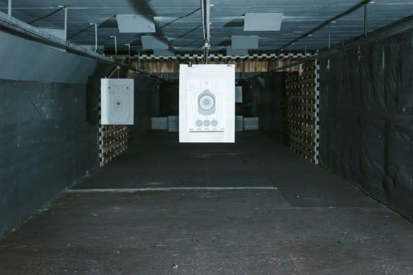 Indoor Firearms Range- New Hampshire
